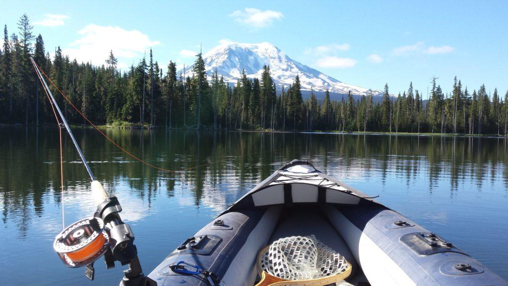 Kayak gonflable Blackfoot 2