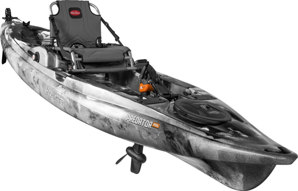 Kayak de pêche predator PDL