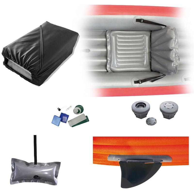 Accessoires kayak gonflable Gumotex Twist 2
