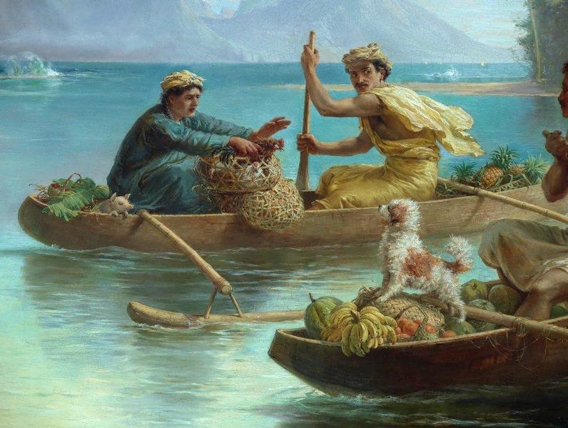 L'histoire du flotteur
