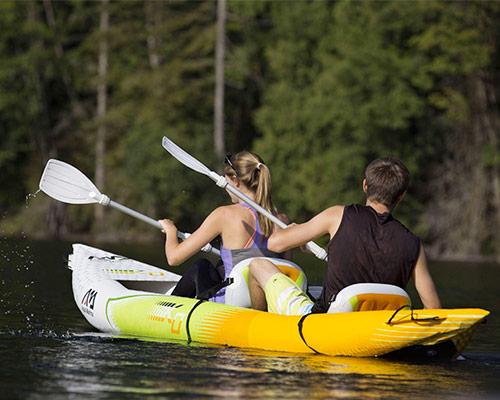 Kayak gonflable Aqua Marina HM KO