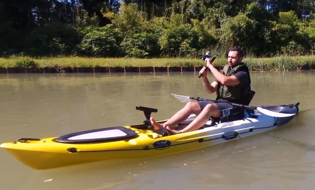 Kayak RTM Fishing Abaco 3.60