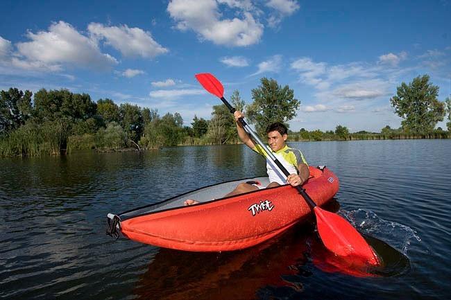 Kayak gonflable Gumotex Twist 1