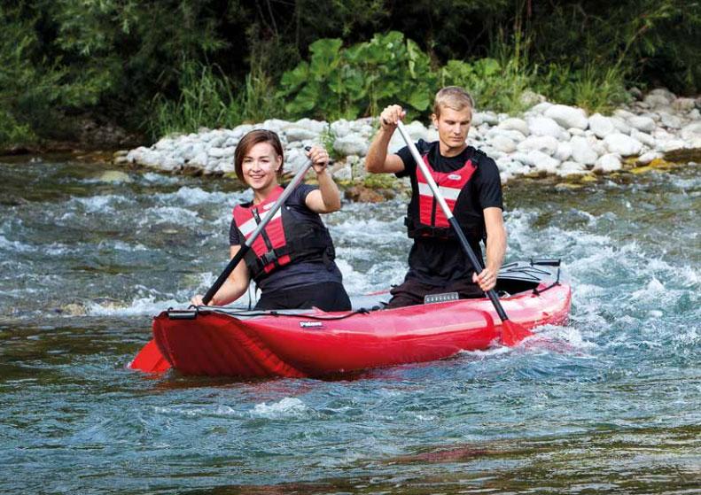 canoe Gumotex Palava