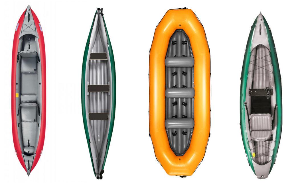 Gumotex bateaux gonflables