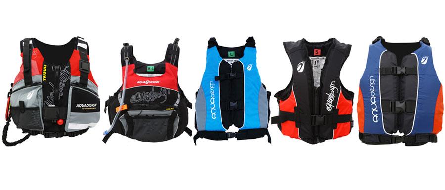 Gilet kayak Aqua Design