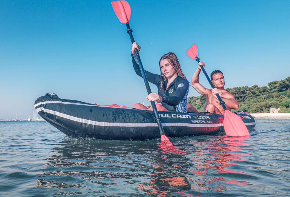 accessoires kayak