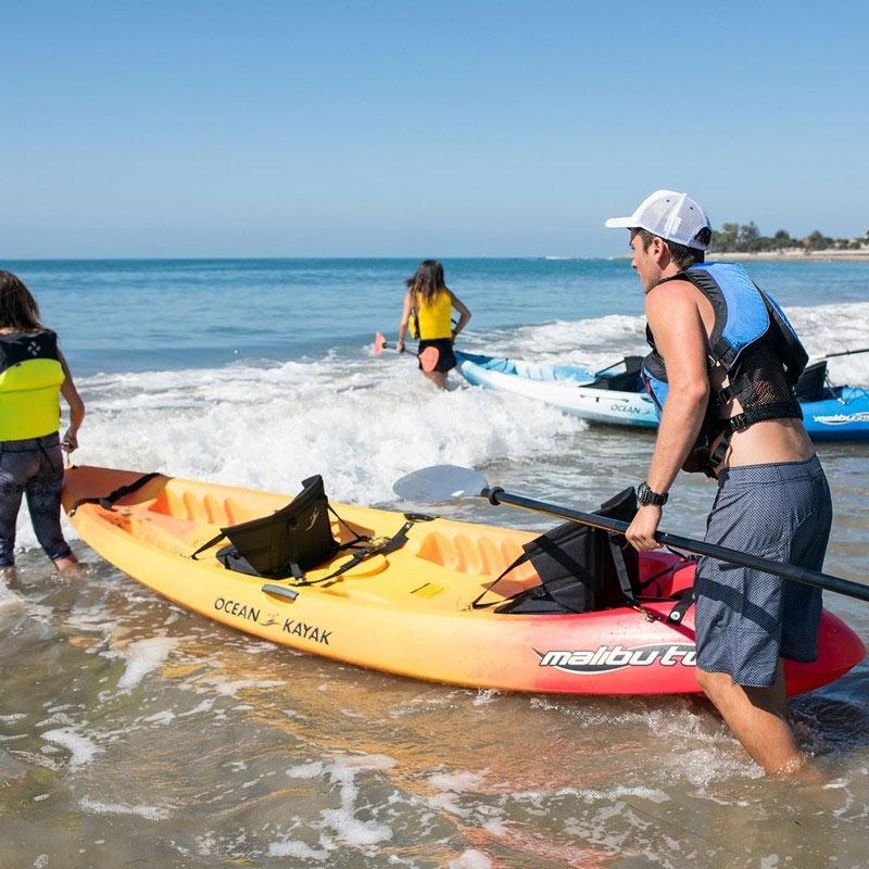 Kayak de mer ocean kayak