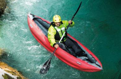 Pantalon étanche kayak