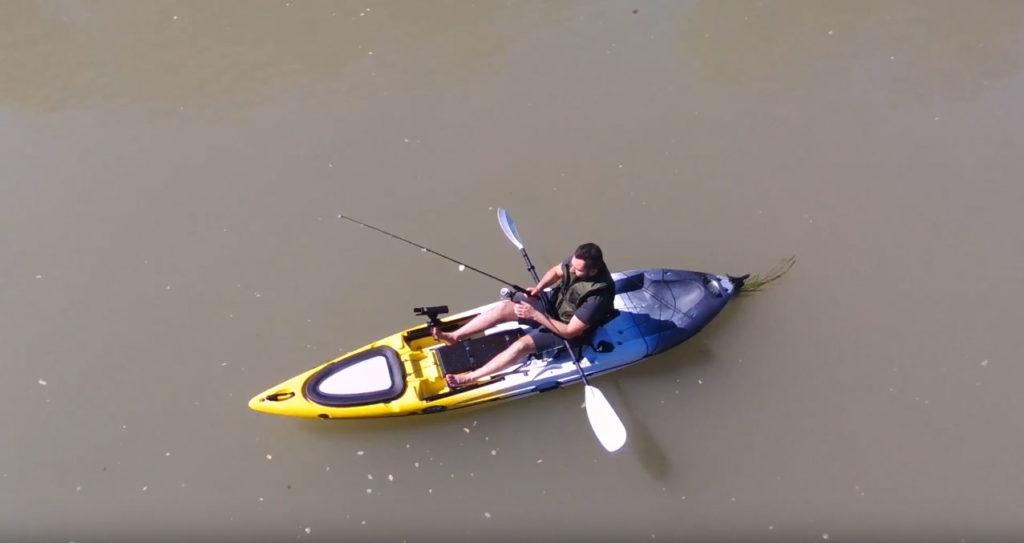 Kayak de pêche RTM Abaco