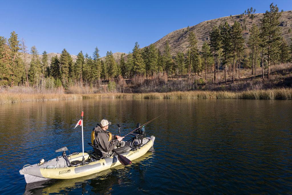 Kayak Advanced Elements Stratedge Angler Pro